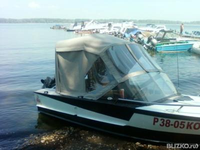 тент для лодки прогресс 2 в самаре