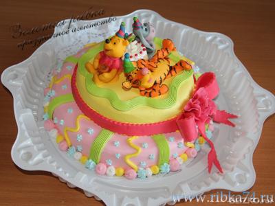 Торт с фото на заказ в челябинске