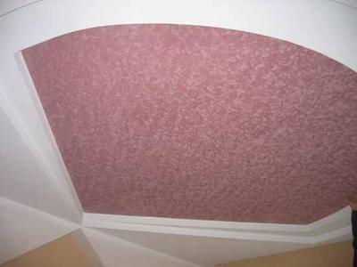 шелкография натяжной потолок фото