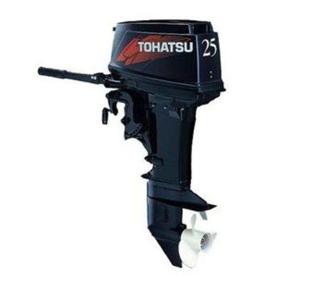 лодочные моторы тохацу-отзывы