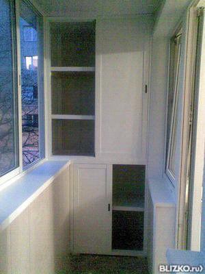 Внутренняя обшивка балкона 6 метров от компании гринлайн куп.