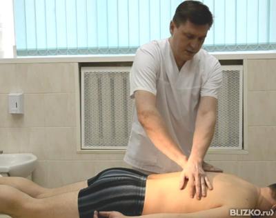 Мануальный терапевт в бресте