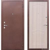 входная стальная дверь в сходне