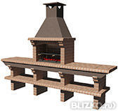 Купить барбекю в сочи проект бани с террасой и барбекю с комнатой отдыха