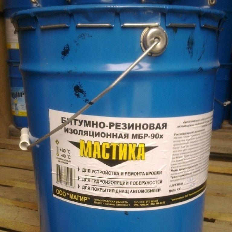 Мастика мбп-х-100 символы гидрофобизаторов