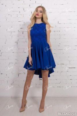 21afdd3c688 Вечернее платье Дейзи (Anetty) от компании Grace купить в городе Омск
