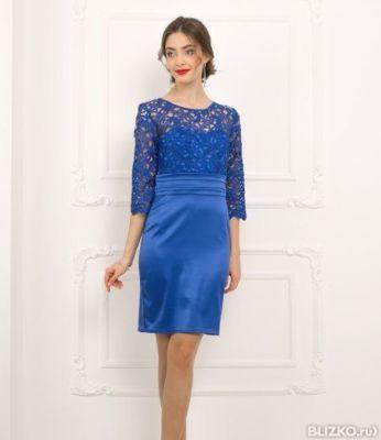 9d98859894d Вечернее платье Юния (Anetty) от компании Grace купить в городе Омск