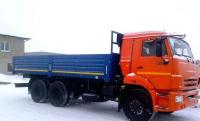 Бортовой Камаз 65115
