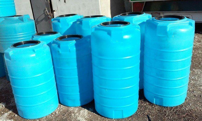 Резервуары (емкости) для хранения воды 1 | Стальные ...